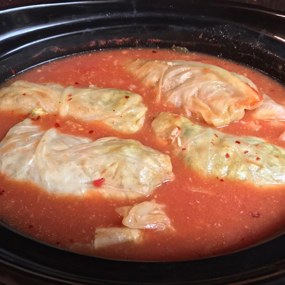 Pork Cabbage Rolls Simo Lee Allen
