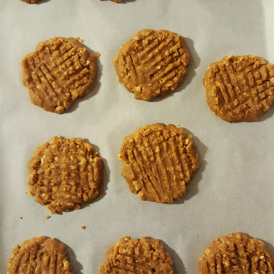 Sugar-Free Peanut Butter Cookies Chris Day