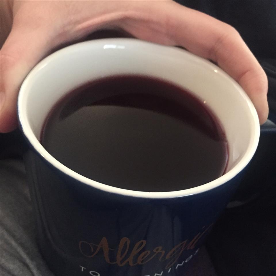 Hot Mulled Wine njmw