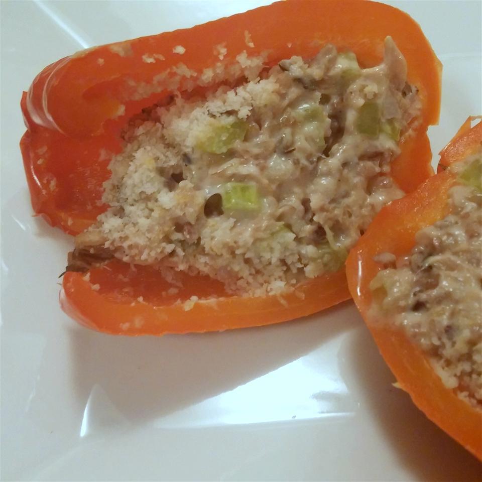 Stuffed Peppers with Tuna Chef Mo
