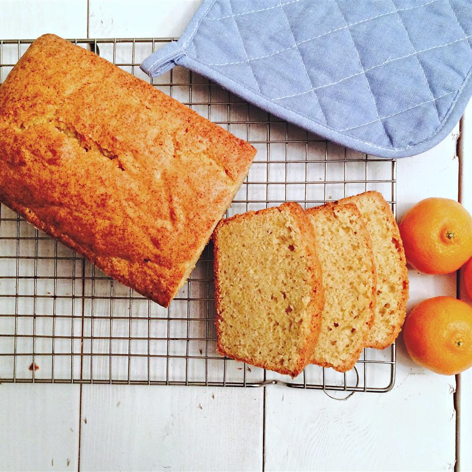 Spiced Orange Olive Oil Cake