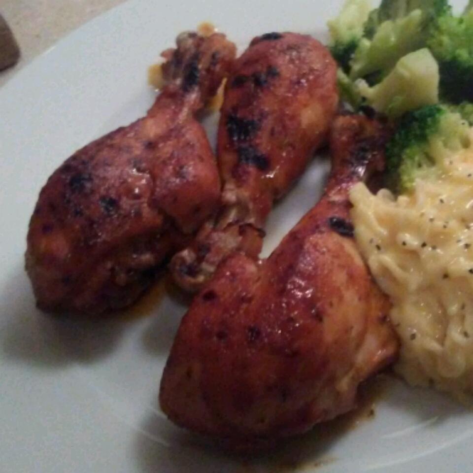 Oven BBQ Chicken Drumsticks Brian Peters
