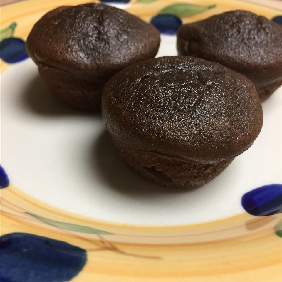 Gluten-Free Chocolate Chickpea Cupcakes