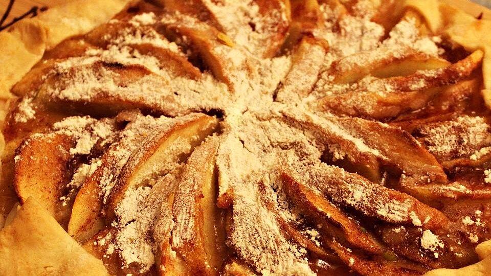 Amazing Apple Crostata