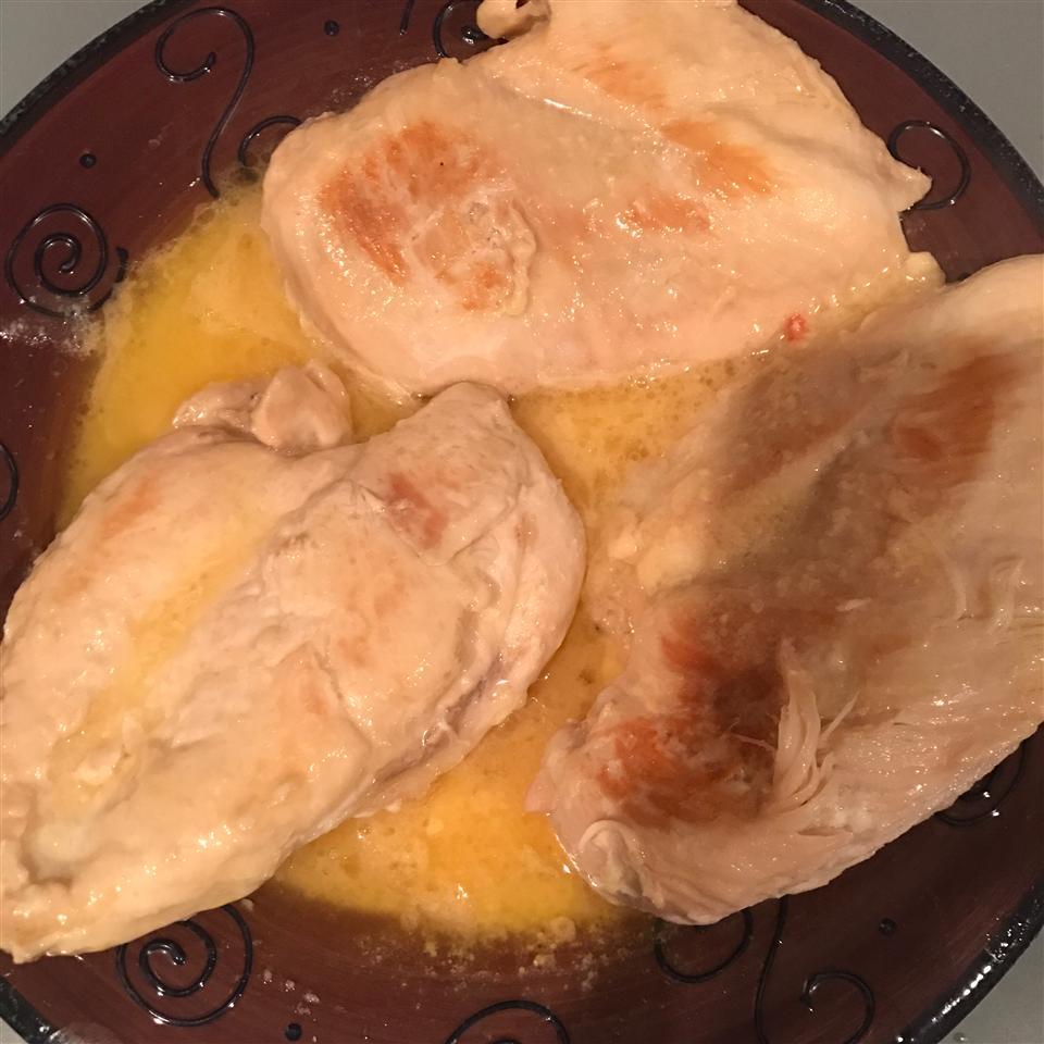 Chicken Francese for One gaelhusky