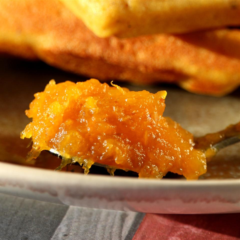 Pumpkin Ginger Jam Buckwheat Queen