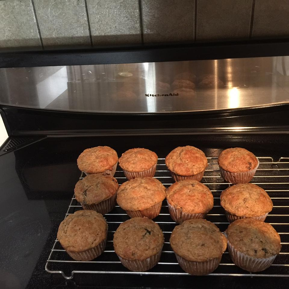 Bran Muffins I Deborah