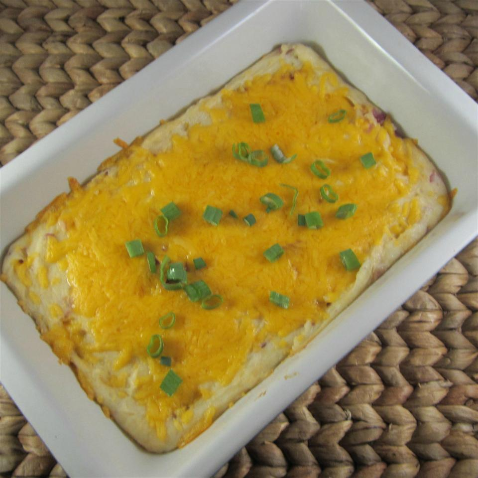 Twice-Baked Potato Casserole Deb C