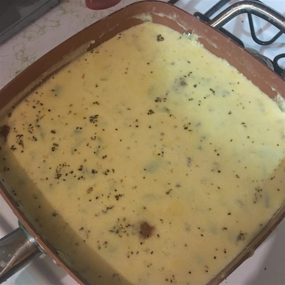 Easy Potato Cheese Soup davidapride