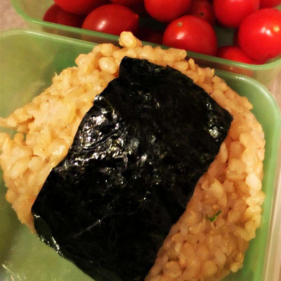 Tuna Onigiri (Rice Ball)