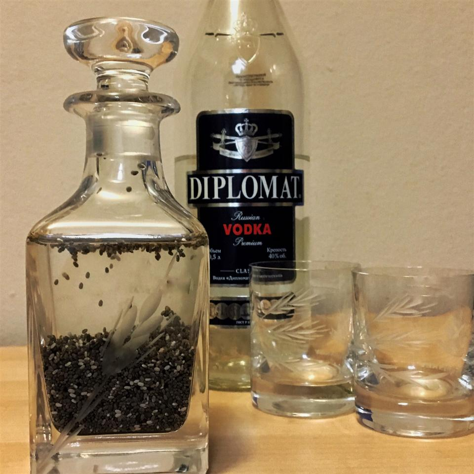 Chia Seed Cocktail