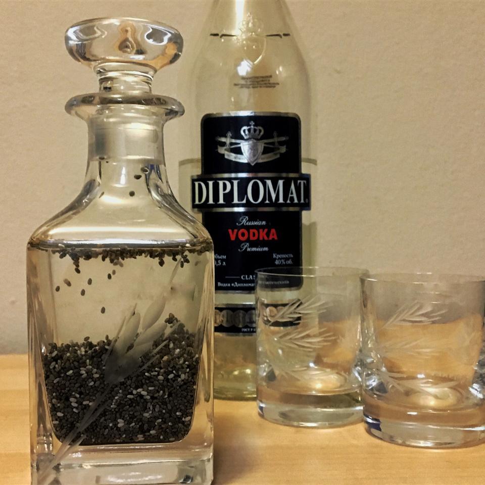 Chia Seed Cocktail B. Tario