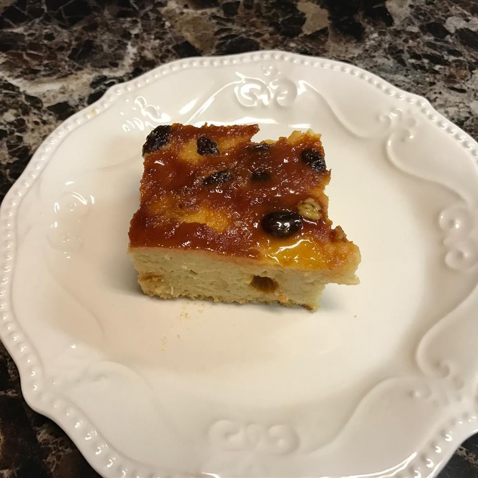 Budin (Puerto Rican Bread Pudding) Alicia Ojeda
