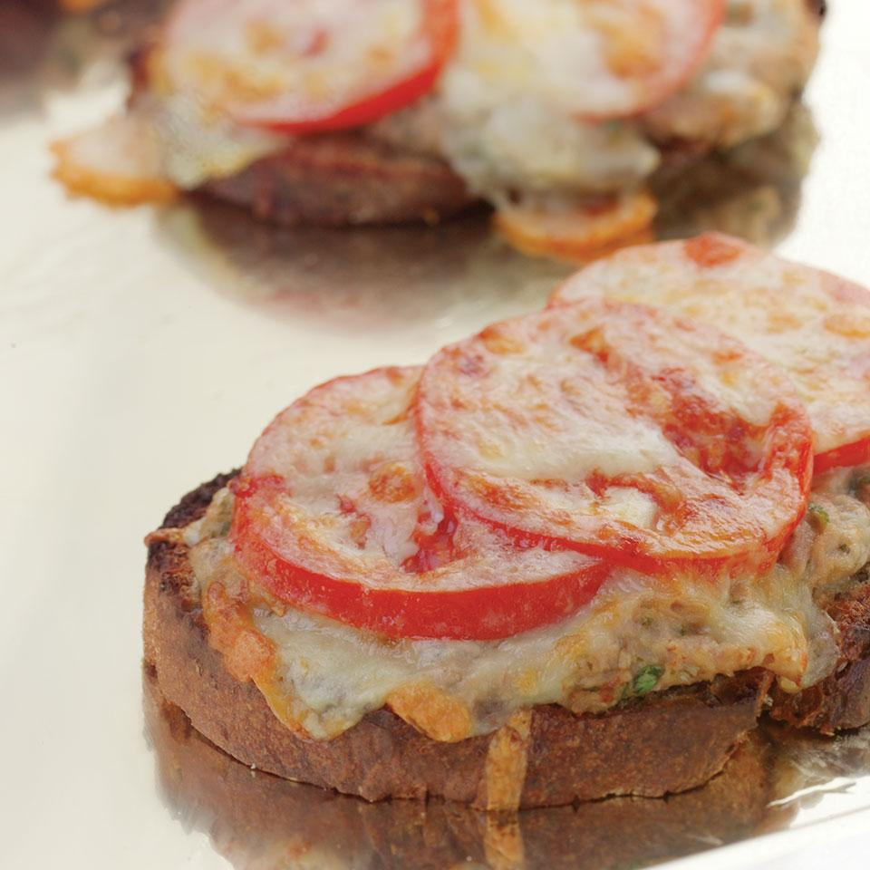Tuna Melt EatingWell Test Kitchen