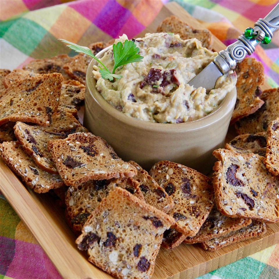 Hummus and Tapenade Sandwich Spread