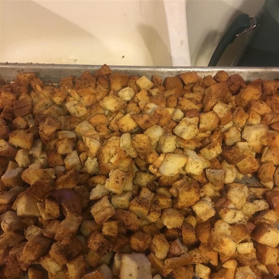Chef John's Homemade Croutons maria