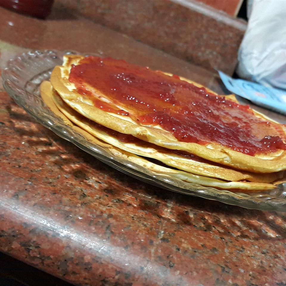 Healthier Good Old Fashioned Pancakes AhmedKH