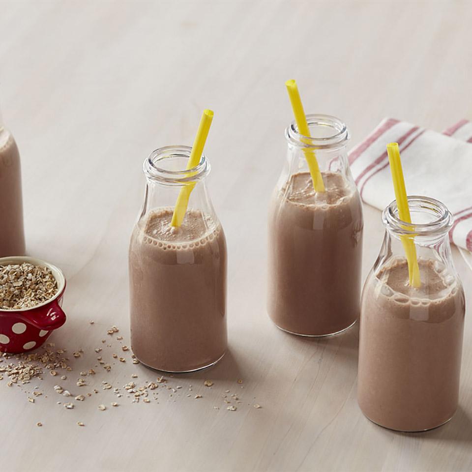 Chocolate Oatmeal Shake