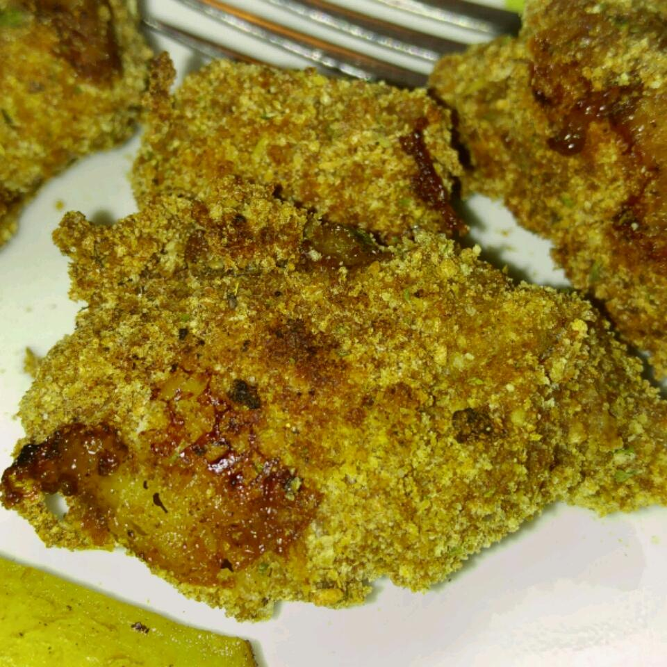 Jerk Chicken Nuggets with Lime Coconut Rice Rebecca Jenks