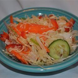 Claremont Salad Anna B