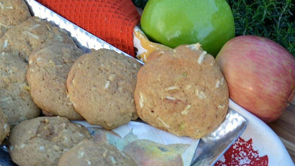 Quick and Easy Apple Pie Cookies