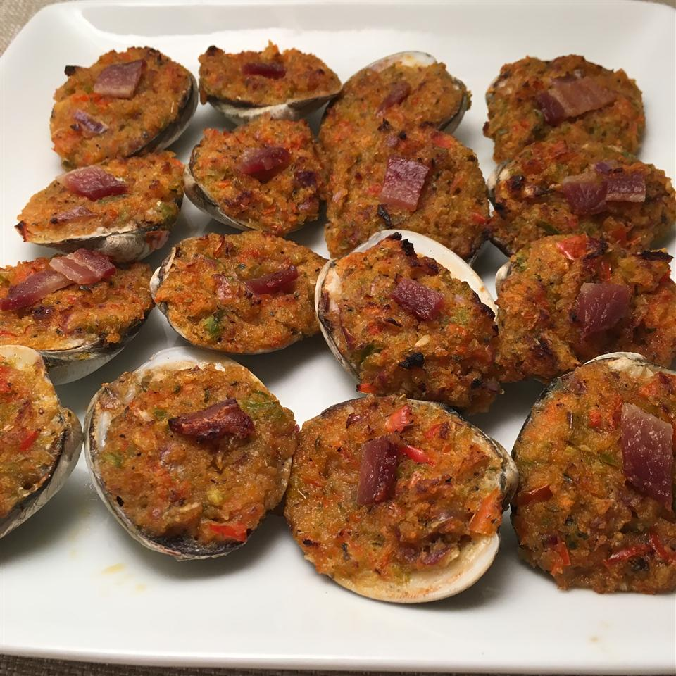 Maggie's Clams Casino