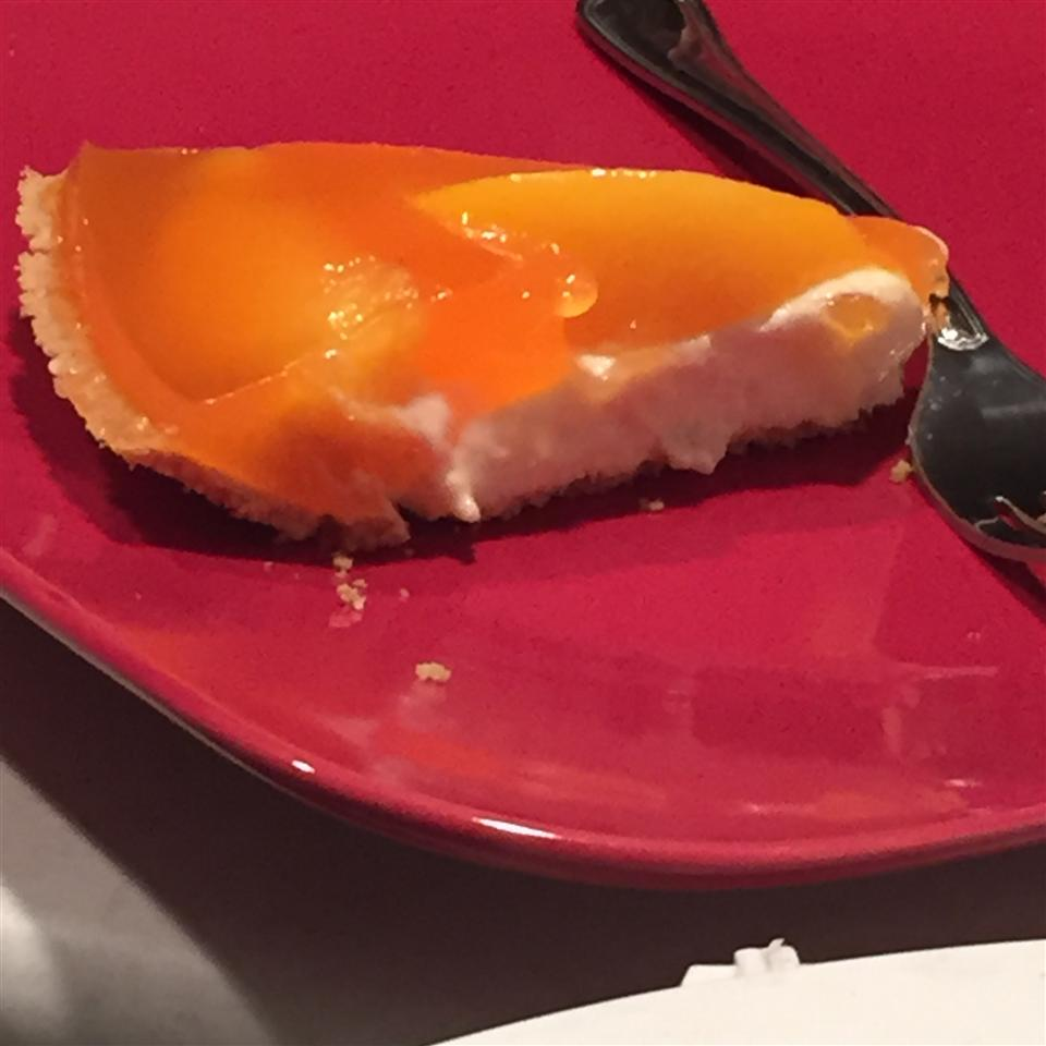 Peaches and Cream Pie I
