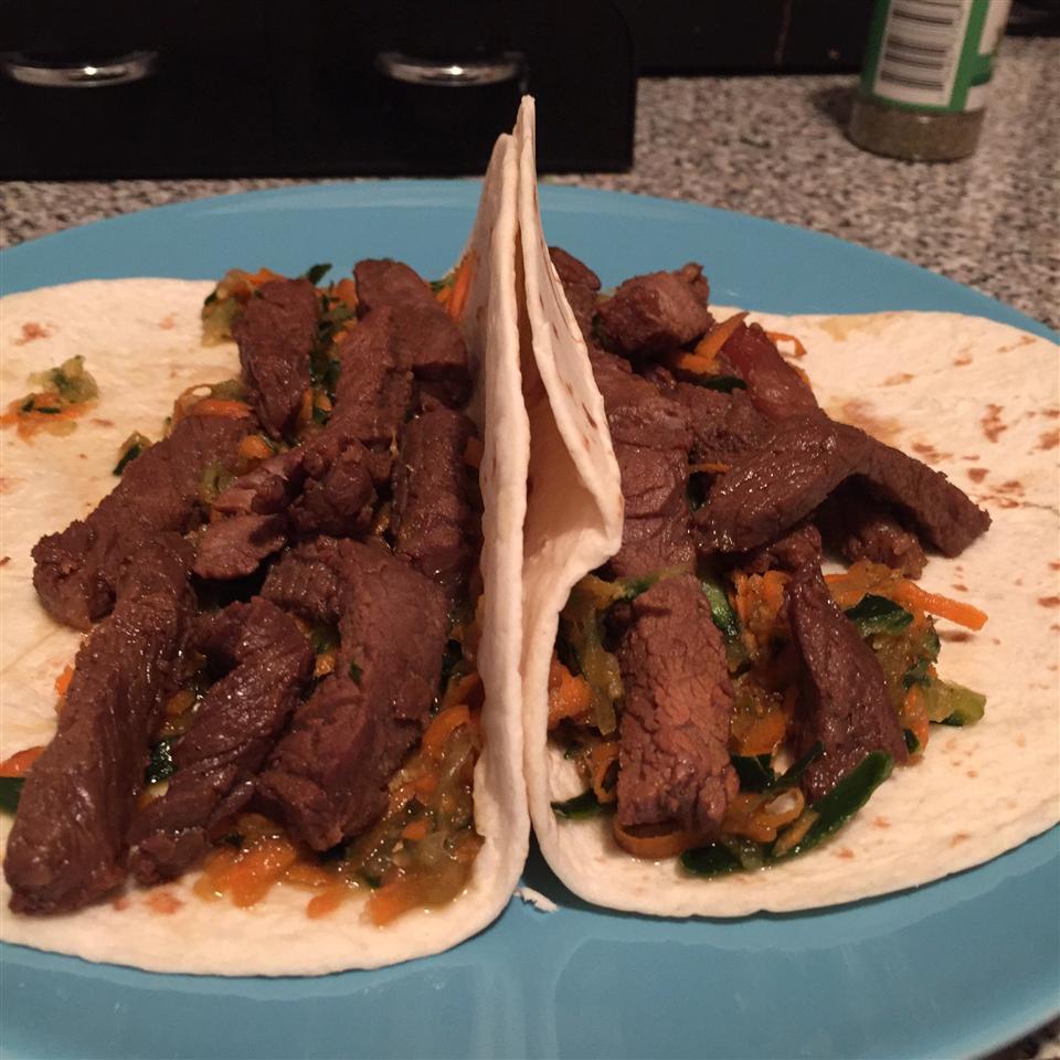 Asian Tacos Naa Abeka Mettle