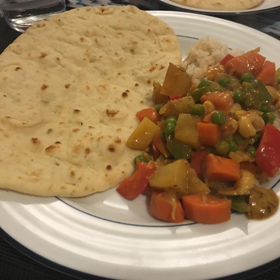 Vegetarian Korma Sarai Gould