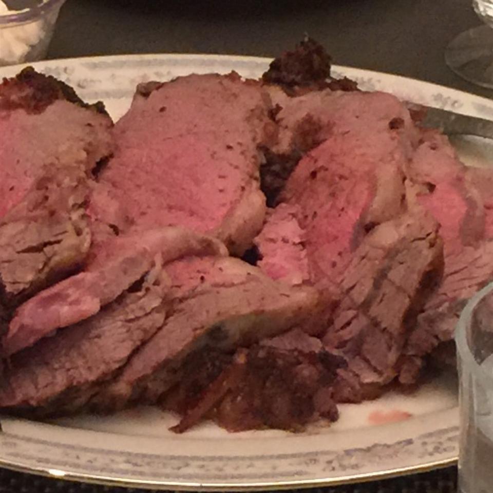 Standing Roast Beef (Brined) Berenac