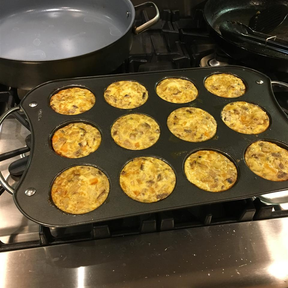 Paleo Omelet Muffins Diana Barrientos