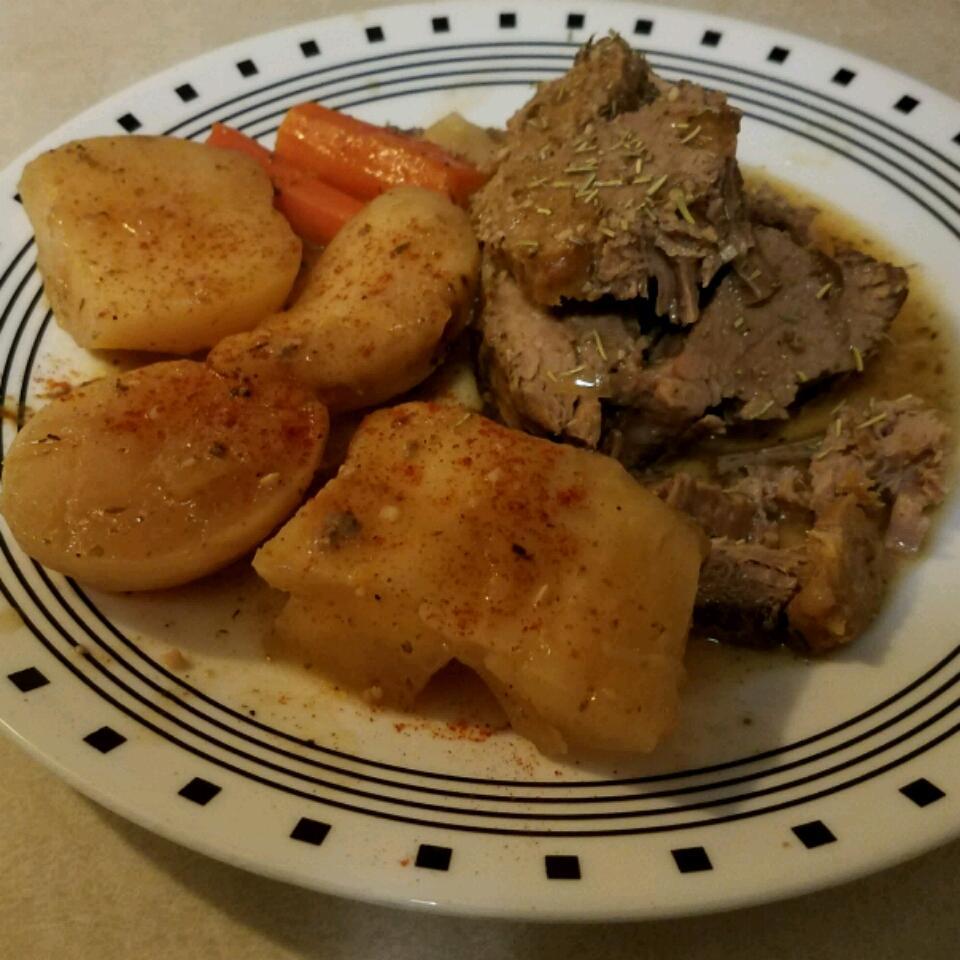 Boliche (Cuban Pot Roast) Manuel Rey Arocho