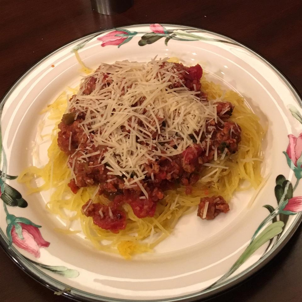 Spicy Spaghetti Squash Regnar0211