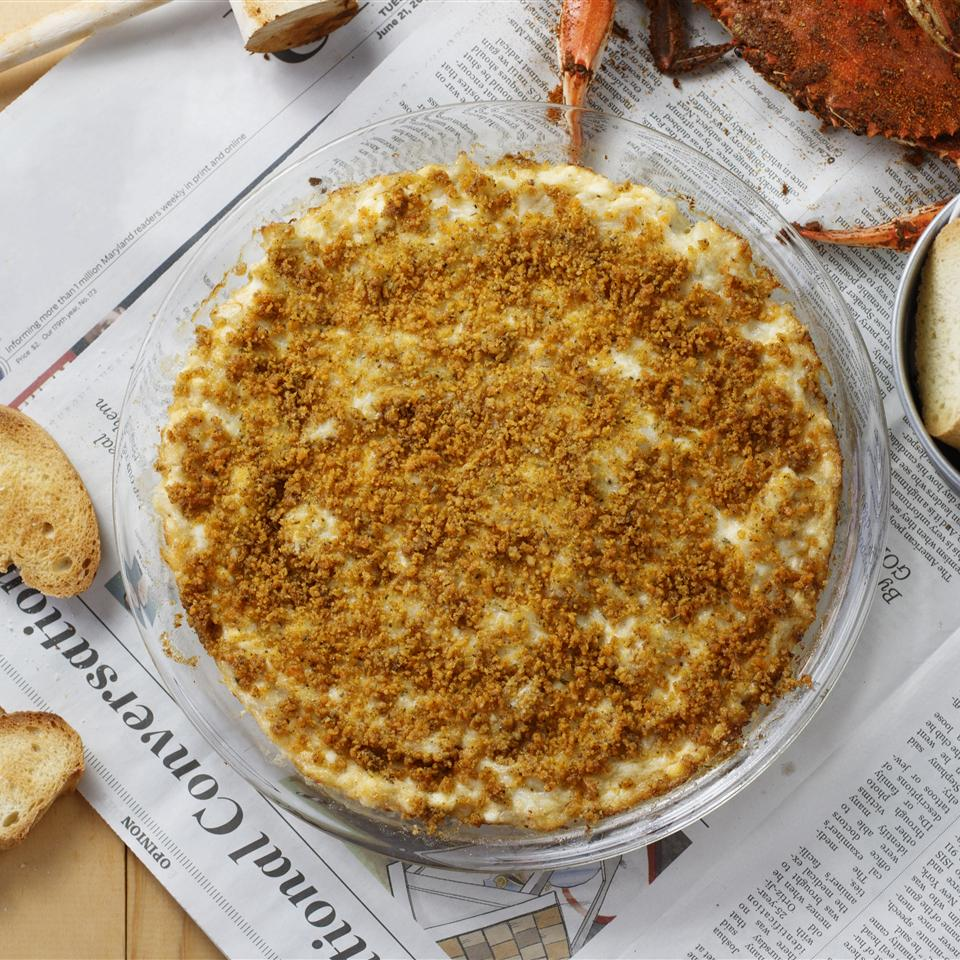 Maryland OLD BAY® Crab Cake Dip McCormick Spice