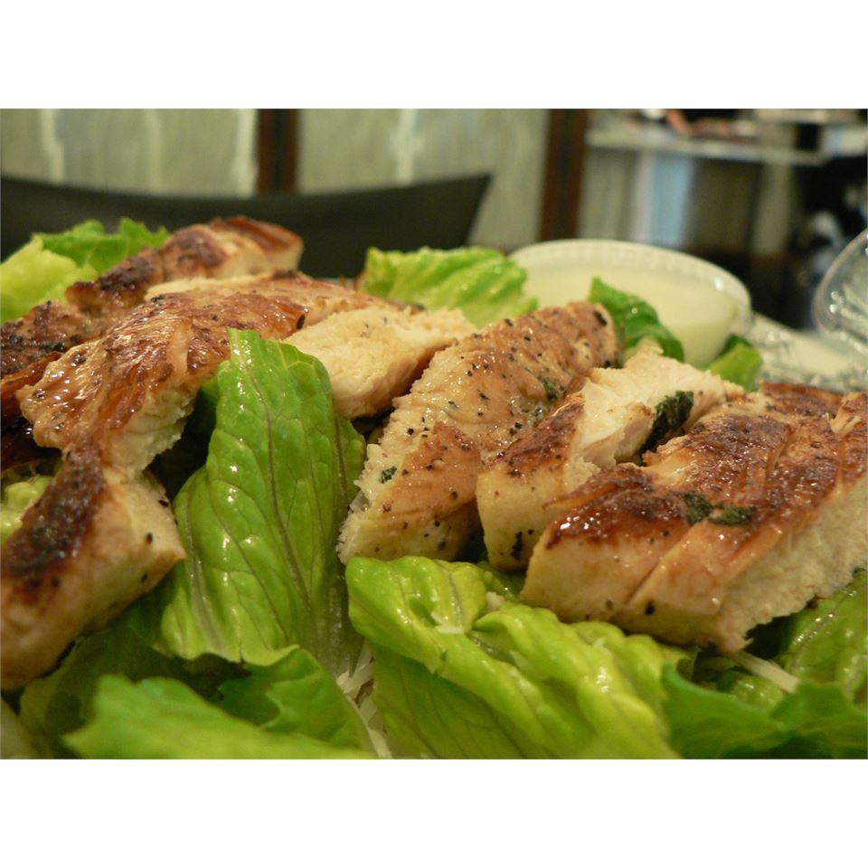 Lime Grilled Chicken Caesar Salad Sercye