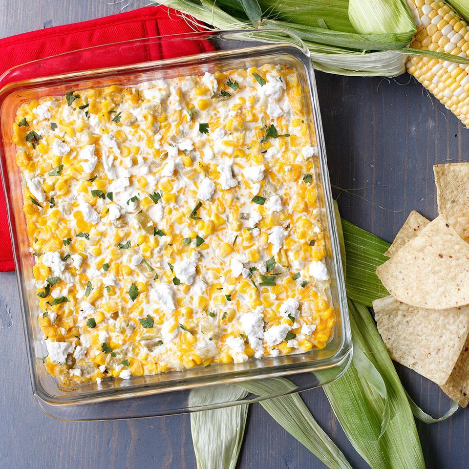 Hoosier Corn Queso Dip