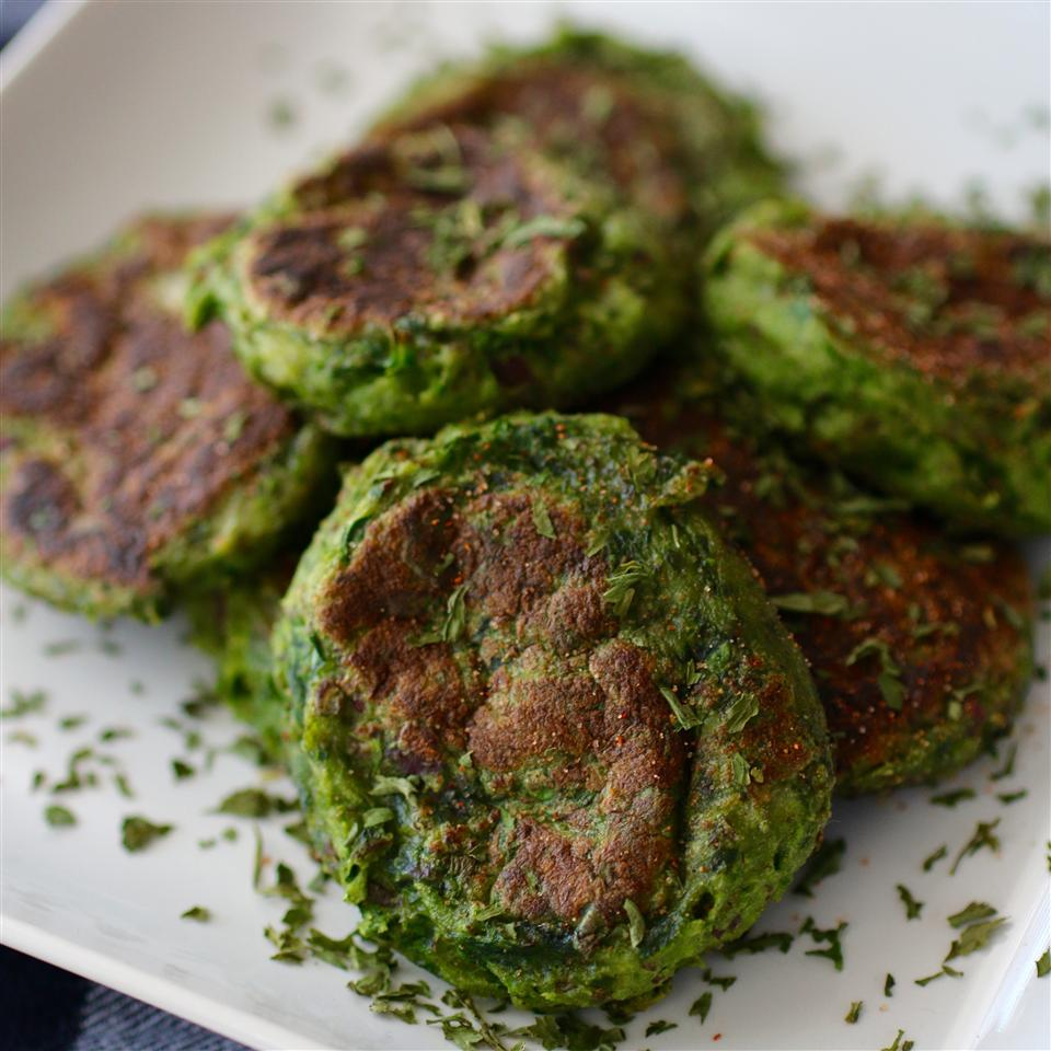 Vegan Spinach Bites