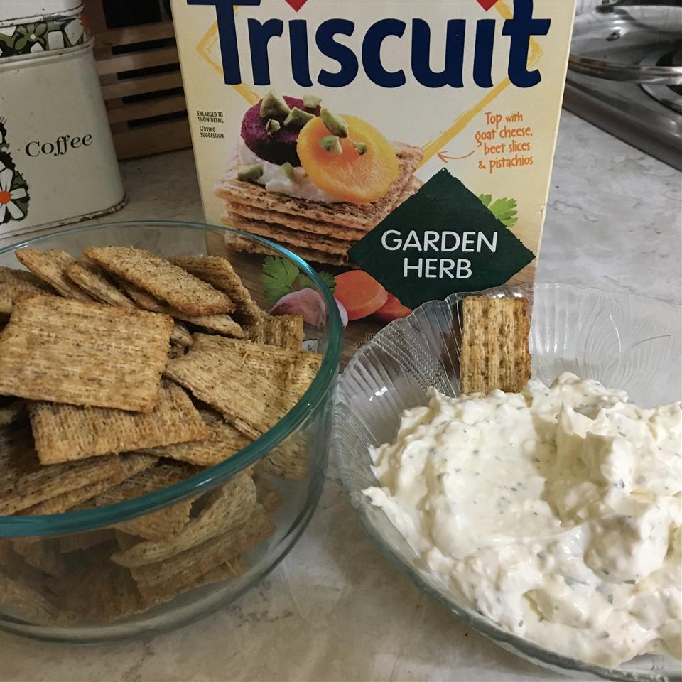 Ultra Easy Cream Cheese Dip FoodLover22