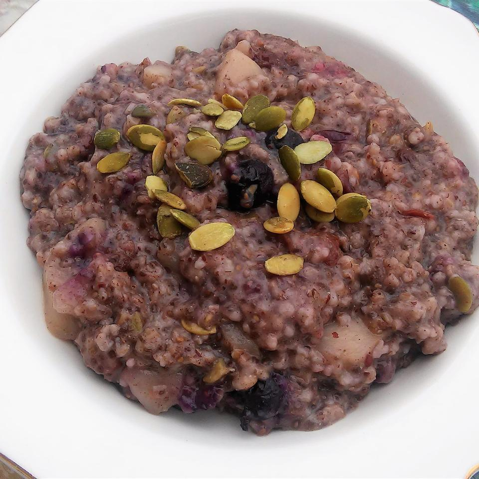 Mom's Feel-Good Oatmeal