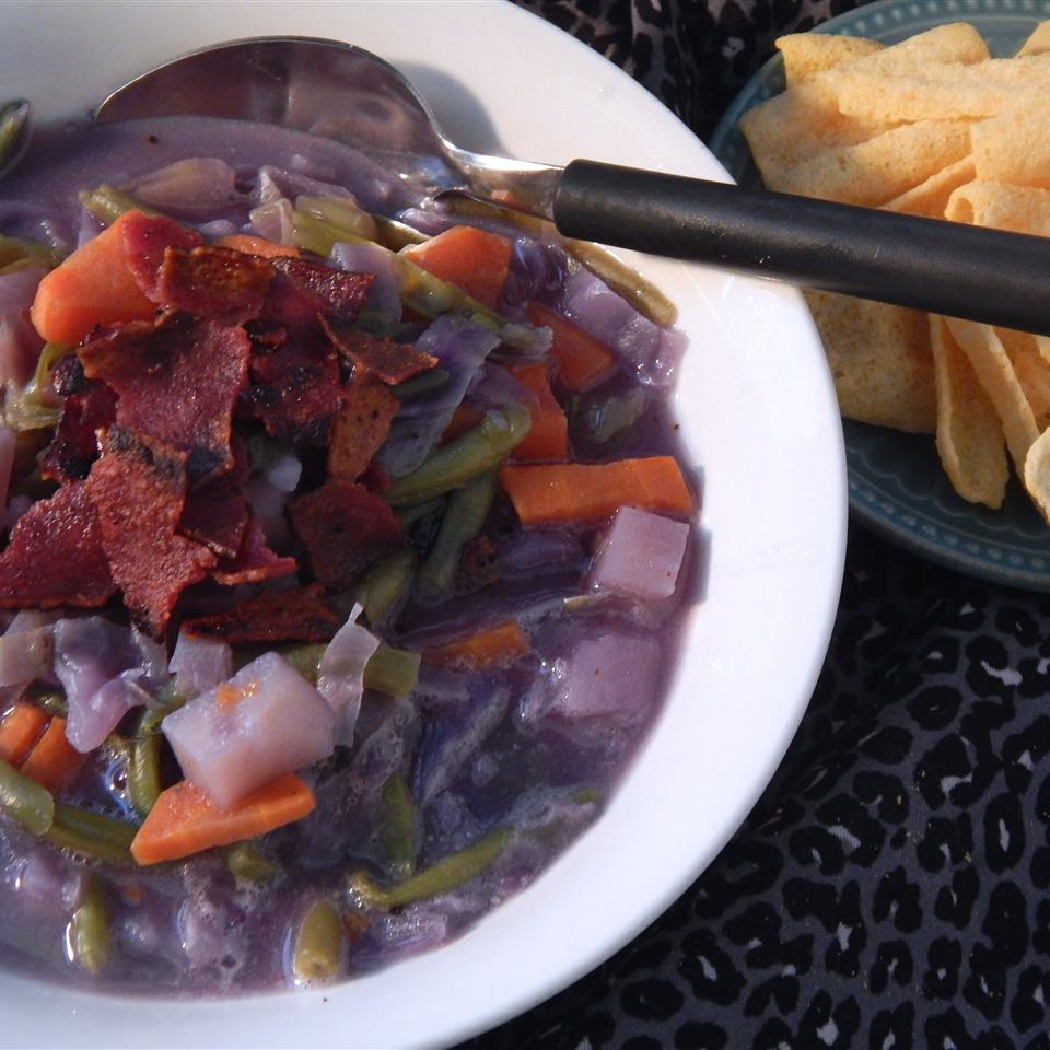 Vegetable Bacon Chowder