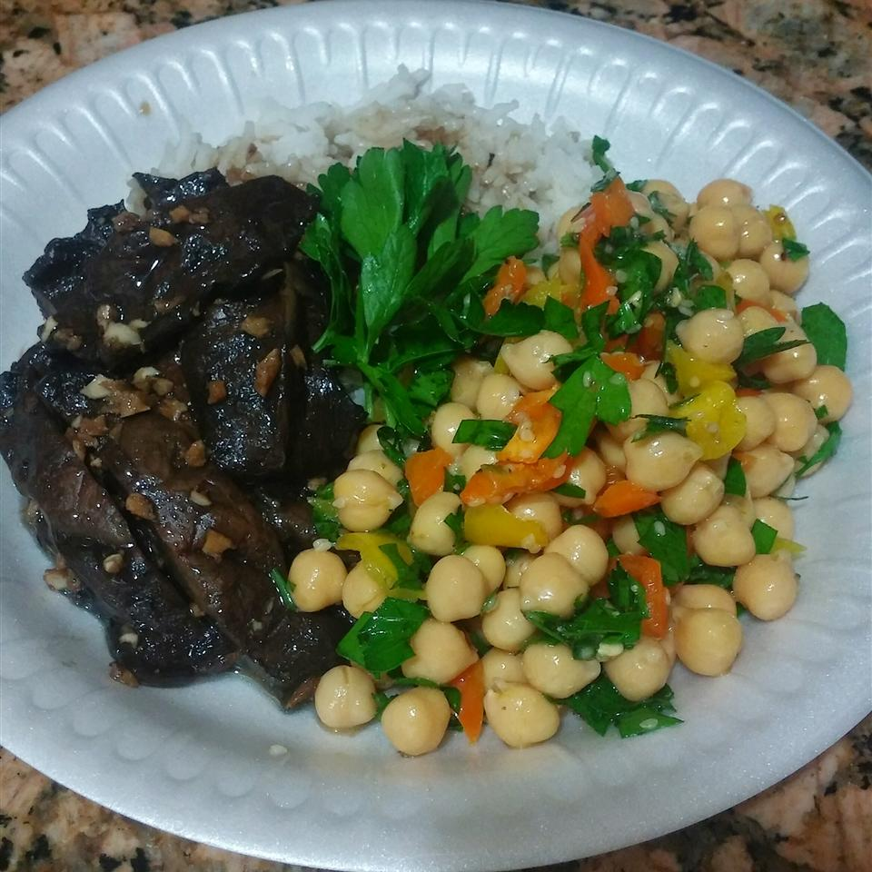 Savannah's Best Marinated Portobello Mushrooms VeggieChic18