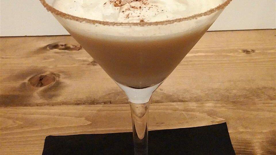 Pumpkin-Spiced Martini