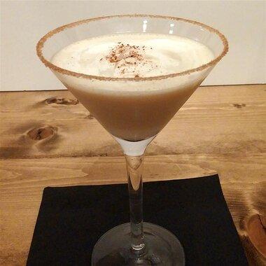 pumpkin spiced martini recipe