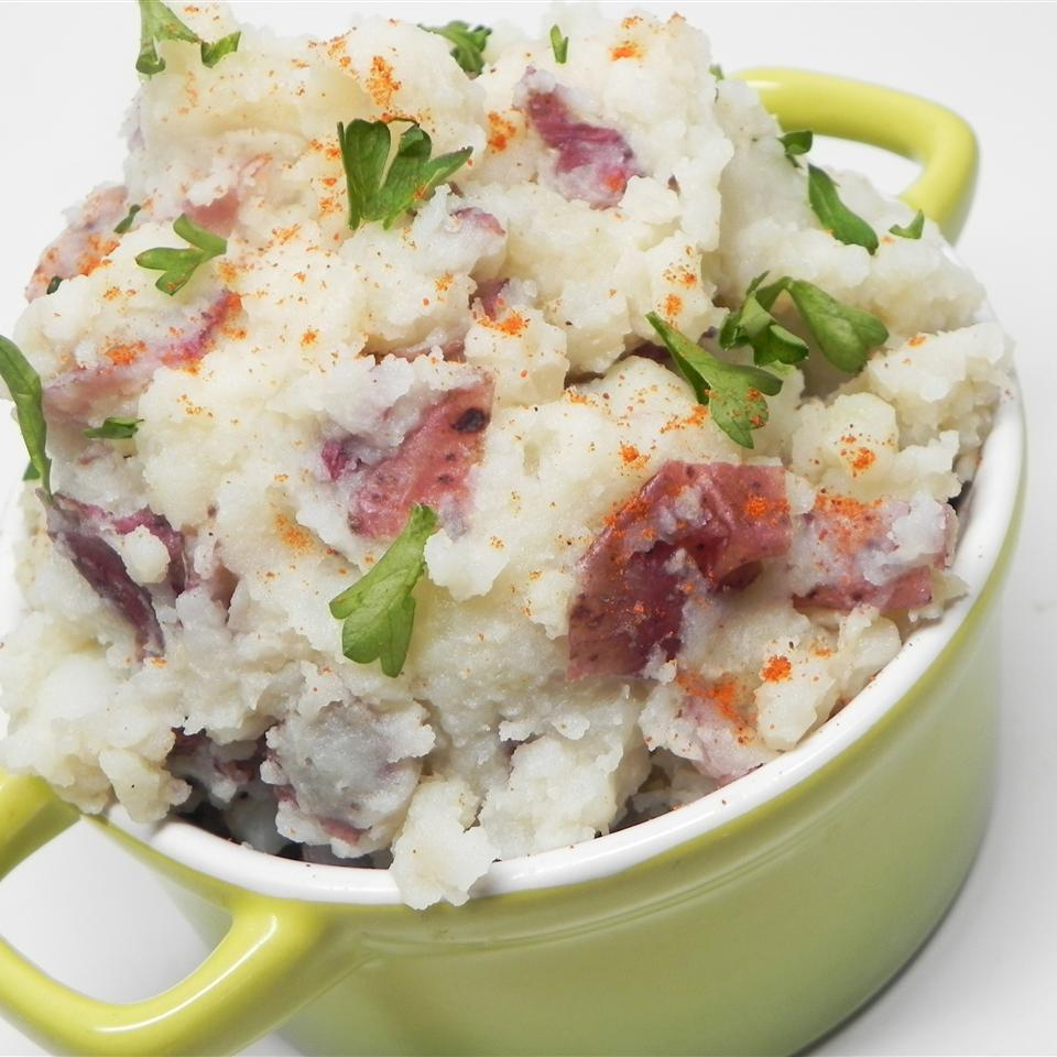 Vegan Mashed Potatoes (Low-Fat)