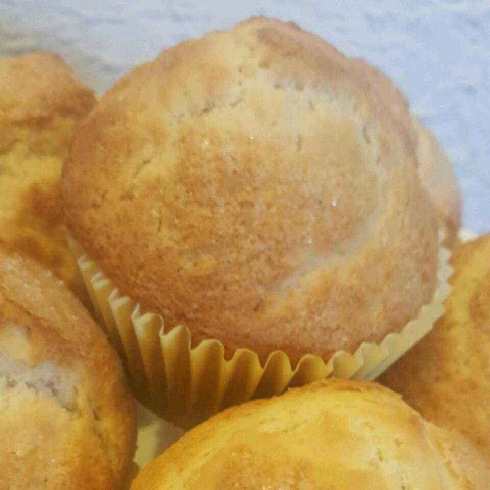 Lemon Muffins Rebekah Vukelich