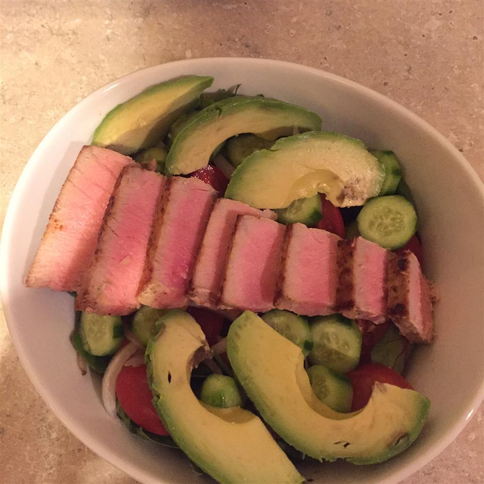 Seared Ahi Tuna Steaks TJonesWa