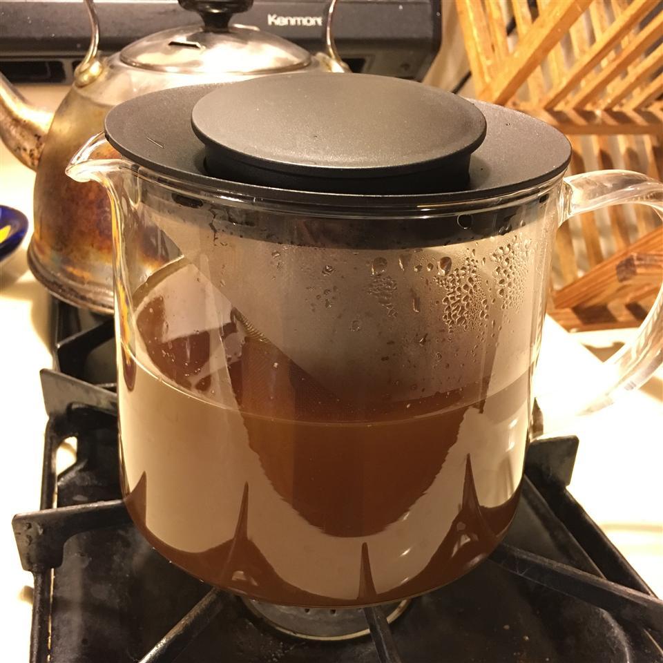 Honey-Lemon Ginger Tea kuypers5