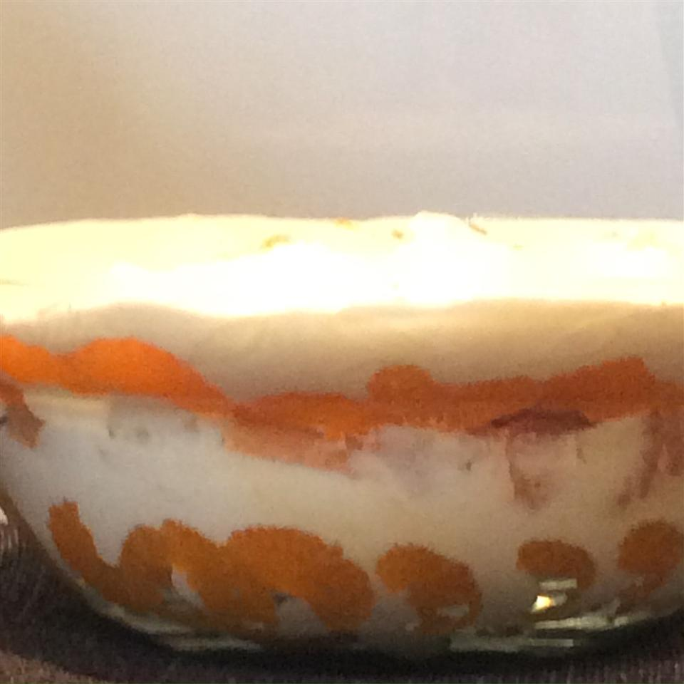 Orange Blossom Trifle