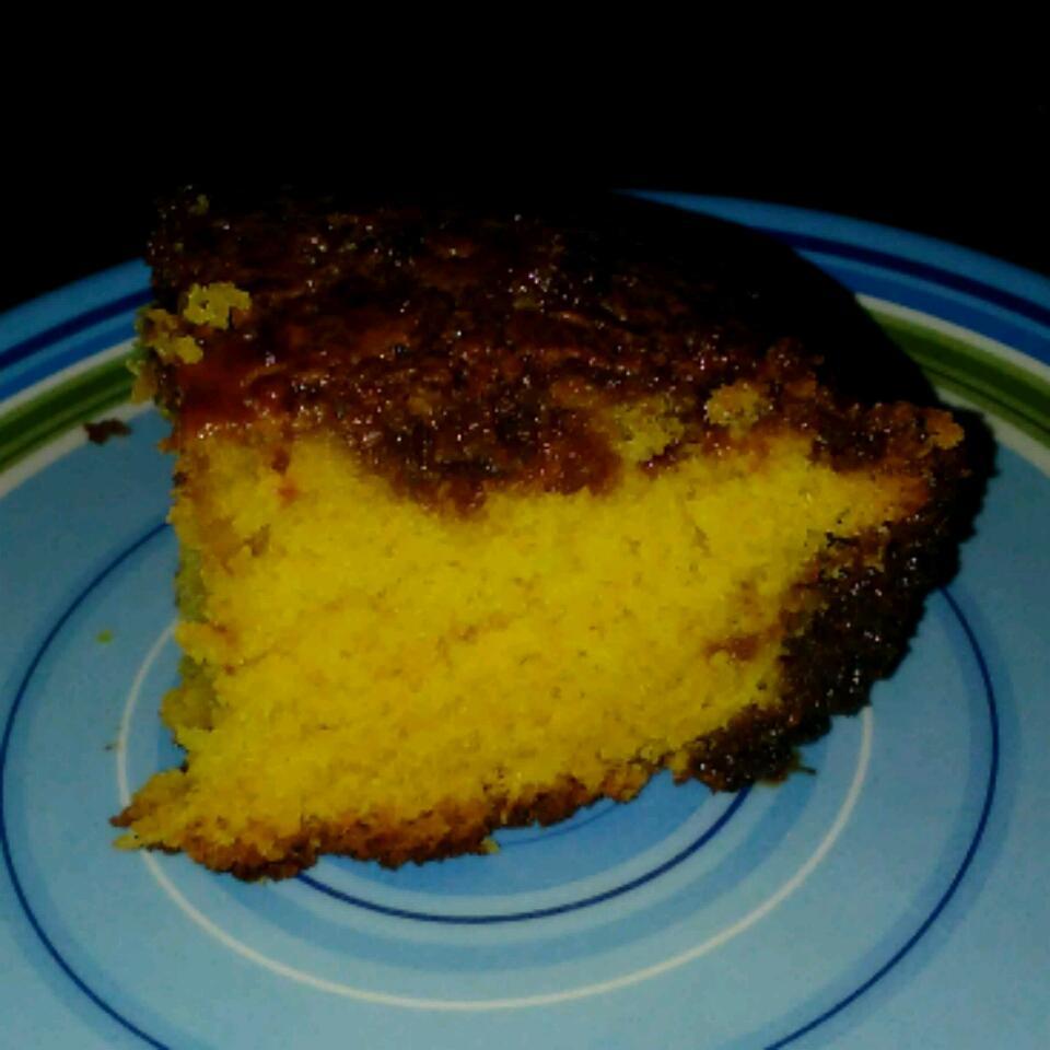 Brazilian Carrot Cake Kat Libby