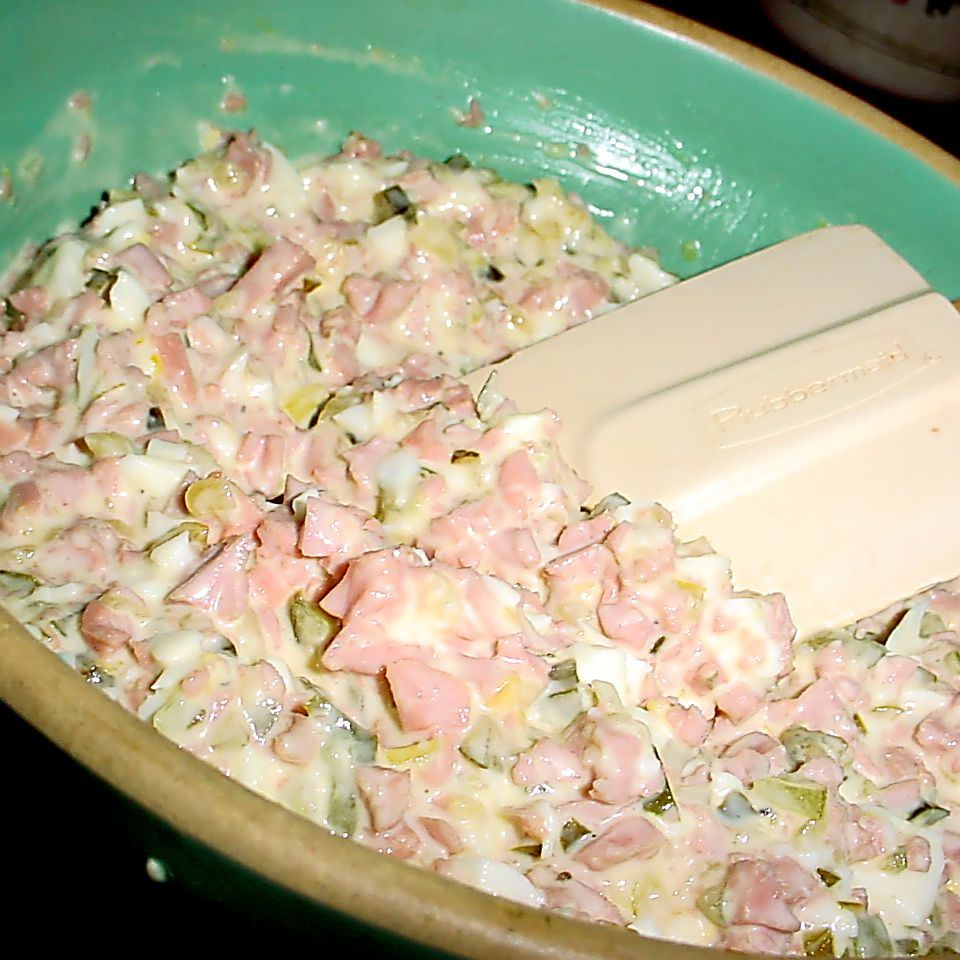 Ham Salad Recipes Made With Bologna